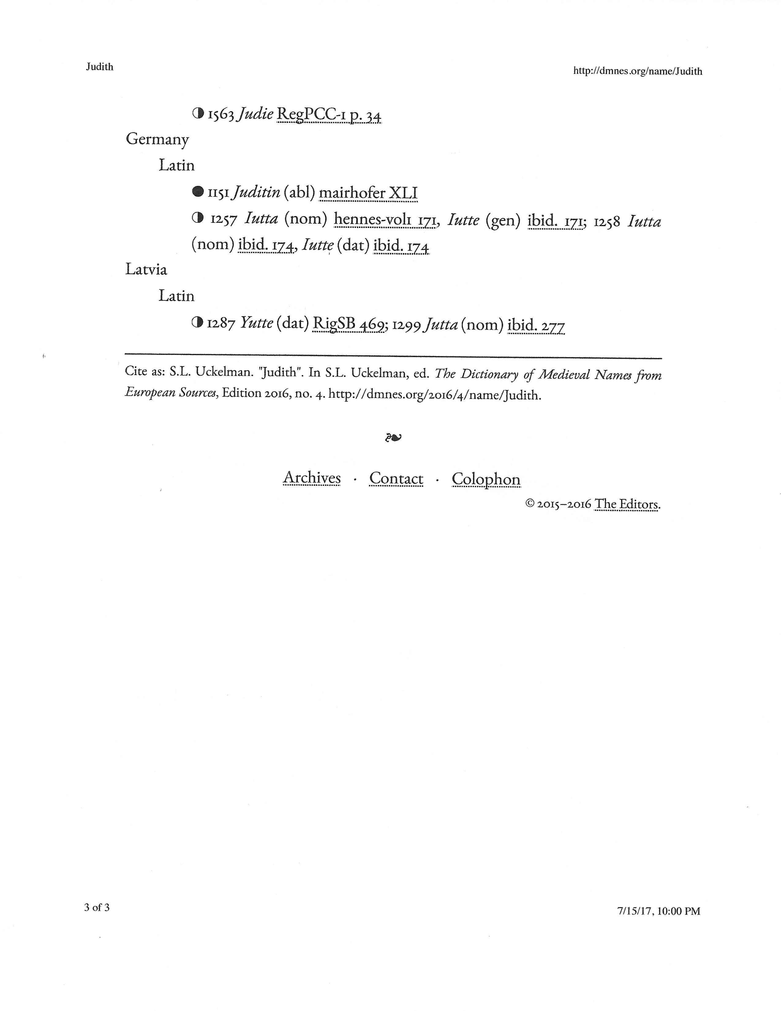 OSCAR: Kingdom Page for Ansteorra